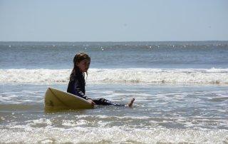 Surf en Playa Grande