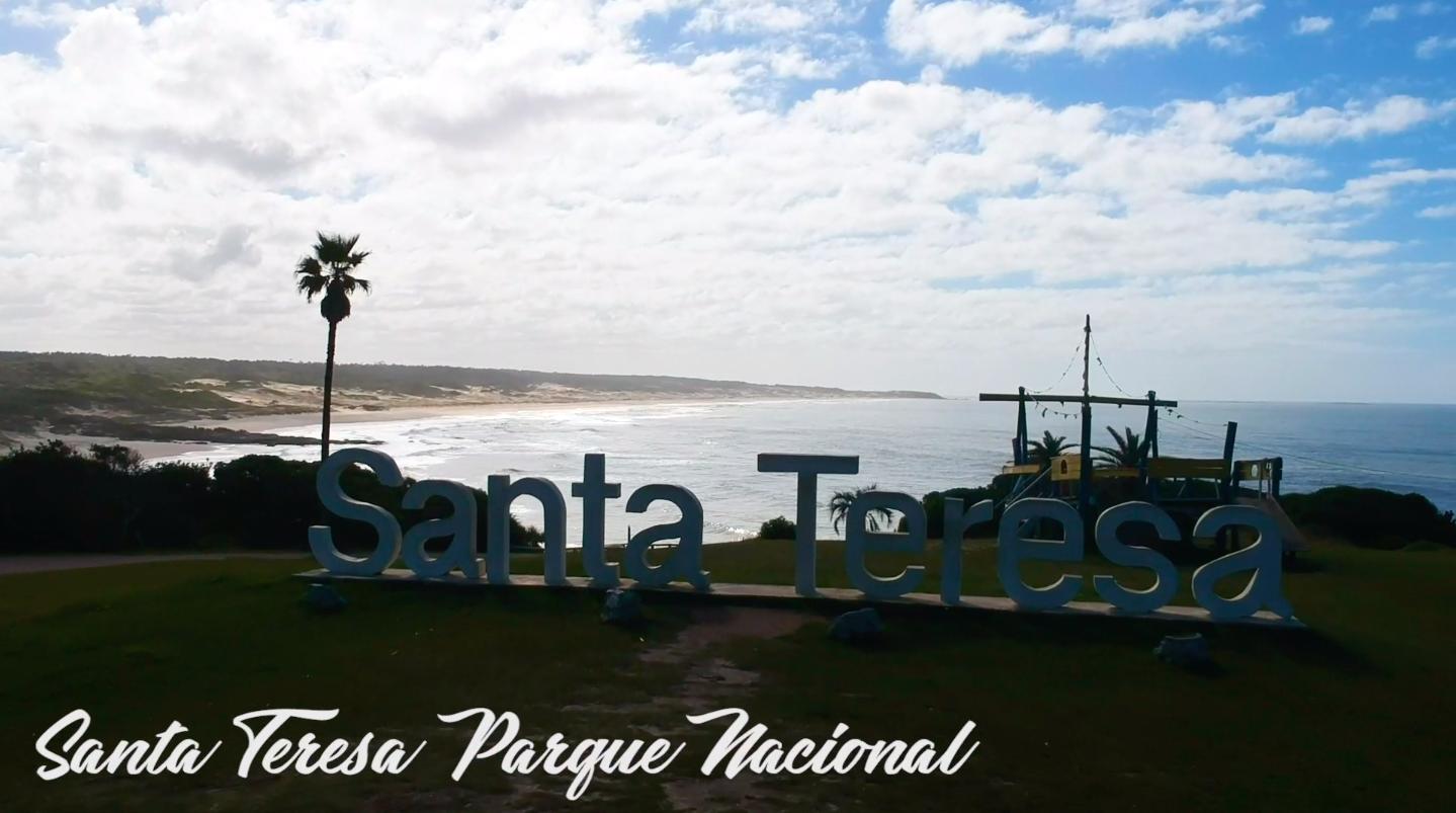 Postal del Parque Nacional de Santa Teresa